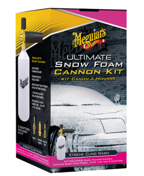Meguiar`s Ultimate Snow Foam Cannon Kit
