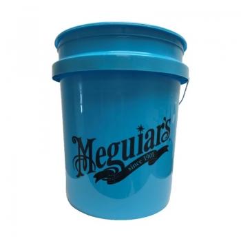 Meguiar's Hybrid Ceramic Blue Bucket Wascheimer, Grit Guard Einsatz + Eimer