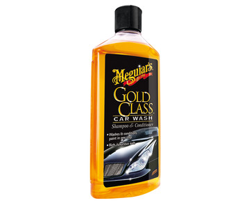 Meguiars Gold Class Shampoo & Conditioner, 473ml