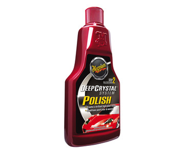 Meguiars Deep Crystal Polish / Politur