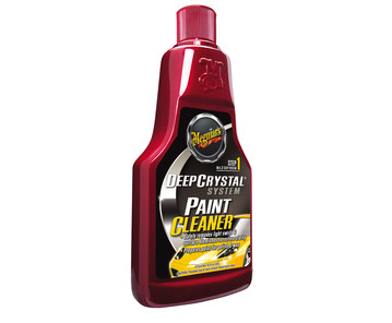 Meguiars Deep Crystal Cleaner / Lackreiniger