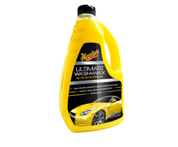 Meguiars Ultimate Wash & Wax, 1420ml