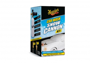 Meguiars Snow Foam Cannon Kit