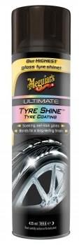 Meguiar's Ultimate Tyre Shine Tyre Coating