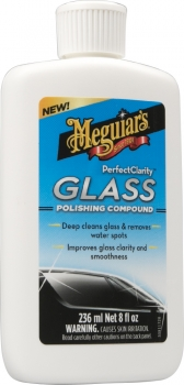 Meguiar's Perfect Clarity Glass Compound