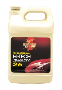 Meguiar's Hi-Tech Yellow Wax 3,78l