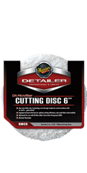 DA Microfibre Cutting Disc 6