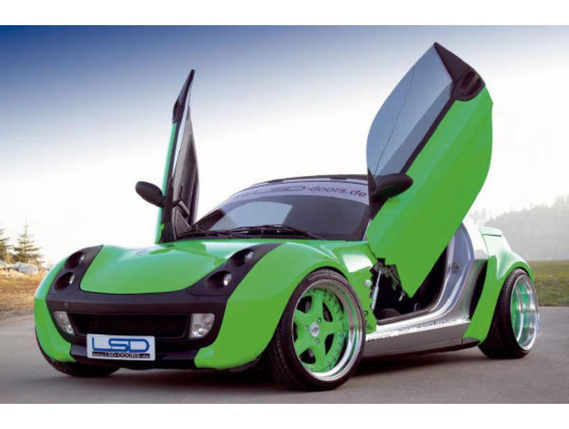 lsd fl gelt ren smart roadster. Black Bedroom Furniture Sets. Home Design Ideas