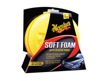 Meguiars Soft Foam Applicator Pads (2er Pack) Softschwamm